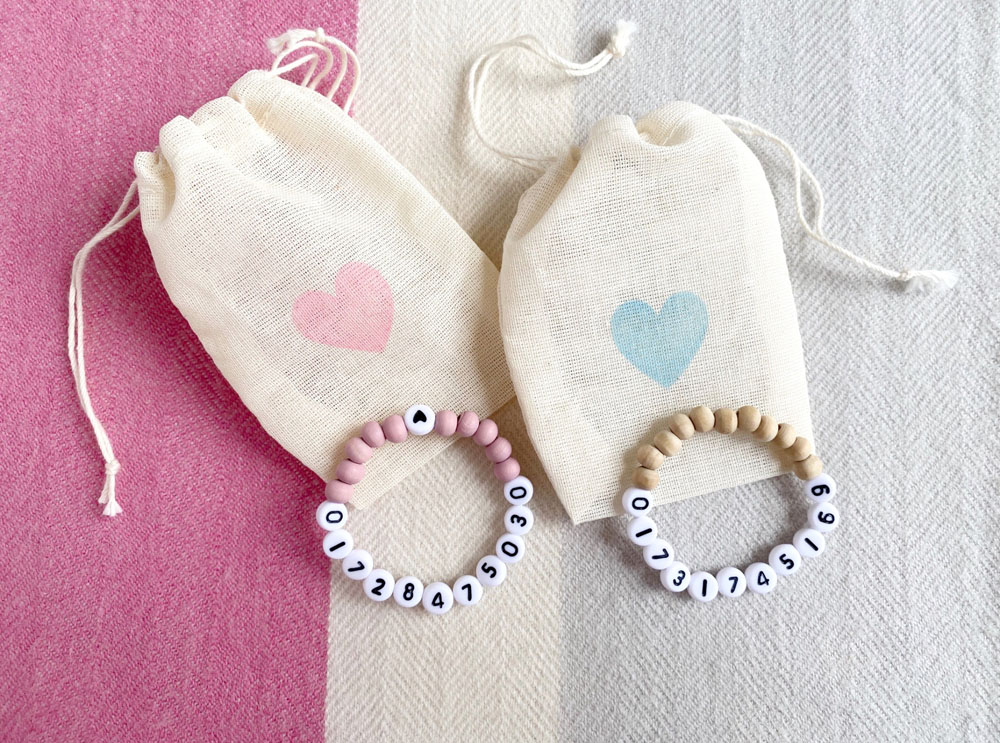 SOS Kinderarmband Notfallarmband