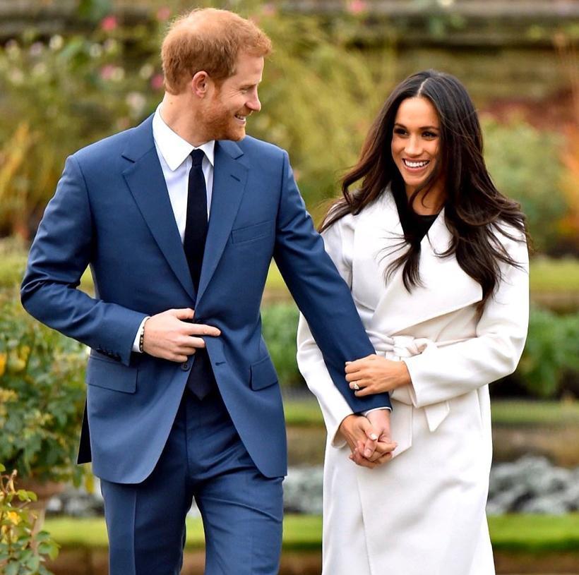 Принц Гарри и Меган Маркл обратились в суд из-за съёмок сына с дронов