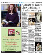 Jan Day featured in Canterbury Times, April 2012
