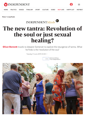 Jan Day featured in The Independent, June 2019
