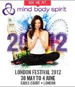 Jan Day featured in Mind Body Spirit Website, May 2012