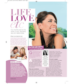 Jan Day featured in Natural Health Magazine, March 2014