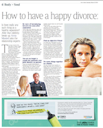 Jan Day featured in The Times, Weekend, March 2014