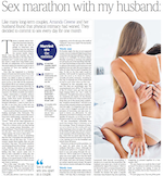Jan Day featured in The Times, November 2014