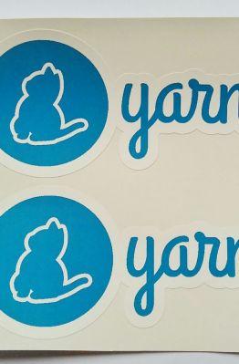 Stiker Yarn - Vinyl Cut 1