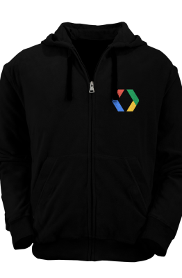 [PRE ORDER] Hoodie Zipper Google Developers 1