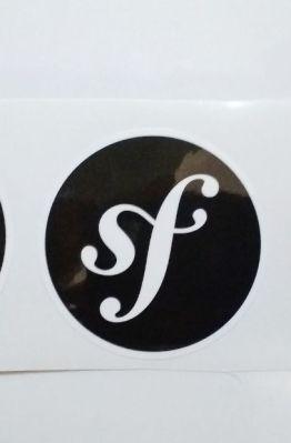 Stiker Symfony- Vinyl Cut 1