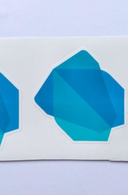 Stiker Dart -  Vinyl Cut 1
