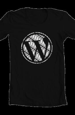 Kaos Wordpress Batik - TLGS 1