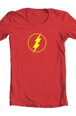 Kaos The Flash - TLGS 1