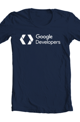 Kaos Google Developer - TLGS 1