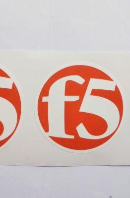 Stiker F5 - Vinyl Cut 1