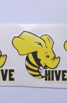 Stiker Apache Hive - Vinyl Cut 1