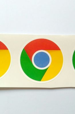 Stiker Chrome - Vinyl Cut 1