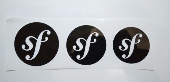 Stiker Symfony- Vinyl Cut 2