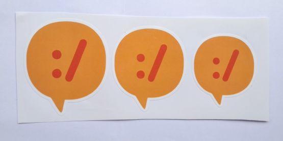 Stiker Devrant - Vinyl Cut 2