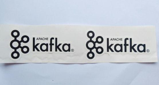 Stiker Apache Kafka - Vinyl Cut 2