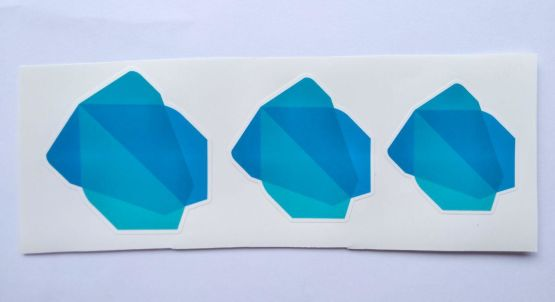 Stiker Dart -  Vinyl Cut 2