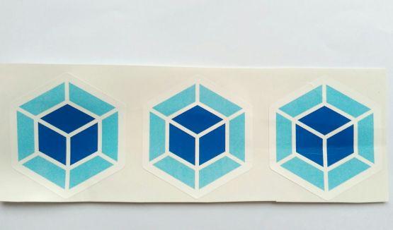 Stiker Web Pack - Vinyl Cut 2