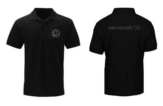 [PRE ORDER] Polo Elementary - LinuxGeekers 3