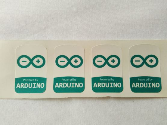 Stiker Badge Arduino 2