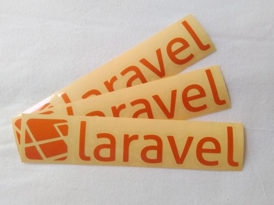 Stiker Cutting Laravel 2