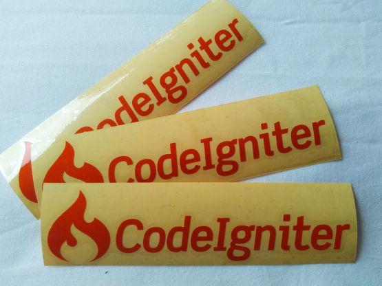 Stiker Cutting Codeigniter 2