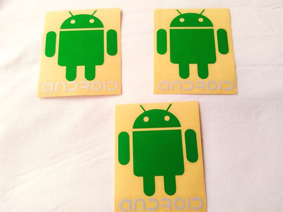 Stiker Cutting Android 2