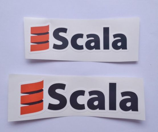Stiker Scala - Vinyl Cut 2