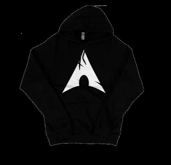 [PRE Order] Hoodie Arch Linux 5
