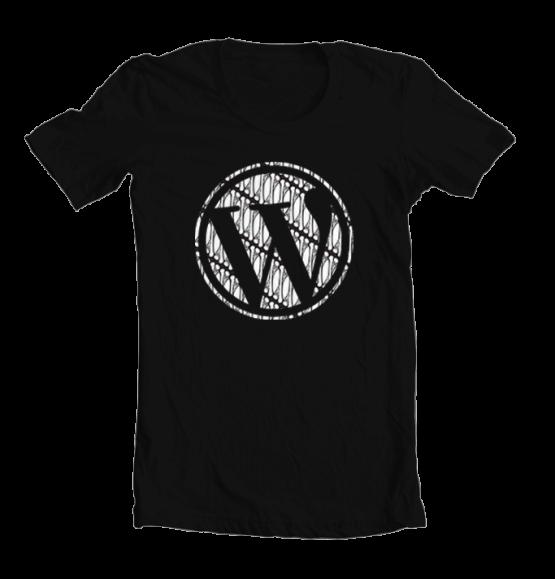 Kaos Wordpress Batik - TLGS 2