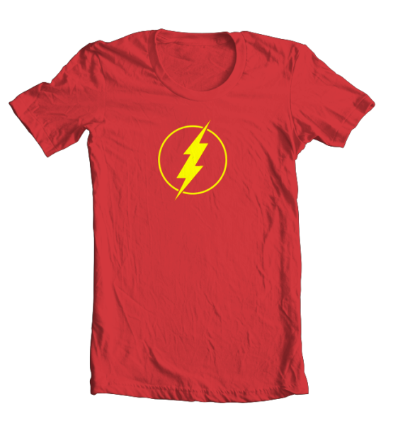 Kaos The Flash - TLGS 2