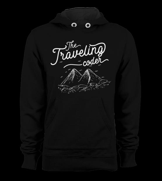 [PRE Order] Hoodie Traveling Coder 2