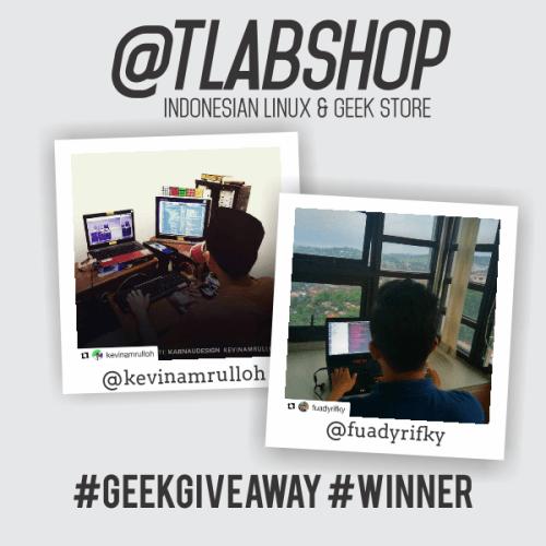 Pemenang GeekGiveaway #6 #7 April-Mei 2017 4
