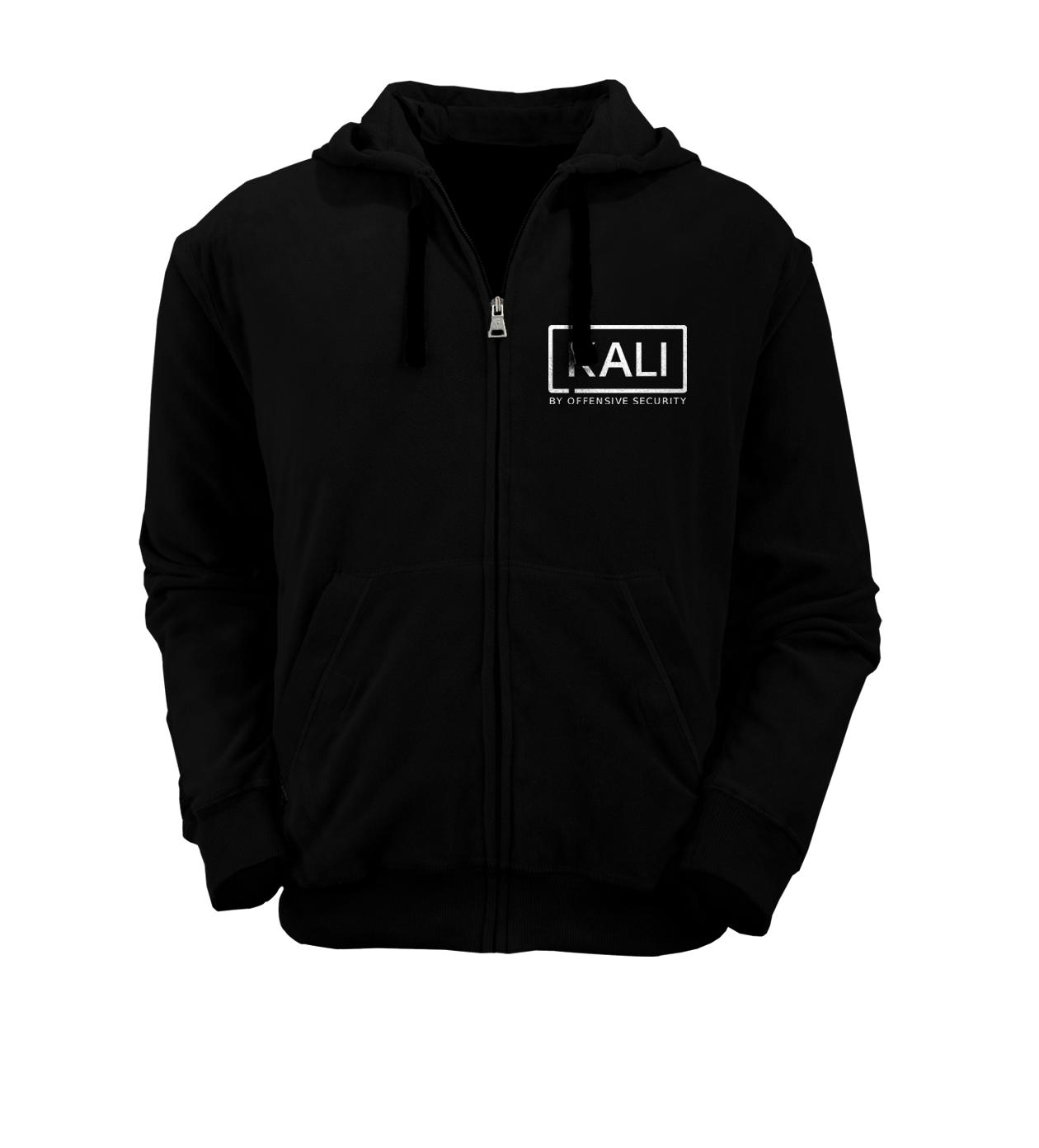 [PRE ORDER] Hoodie Zipper Kali Linux 1