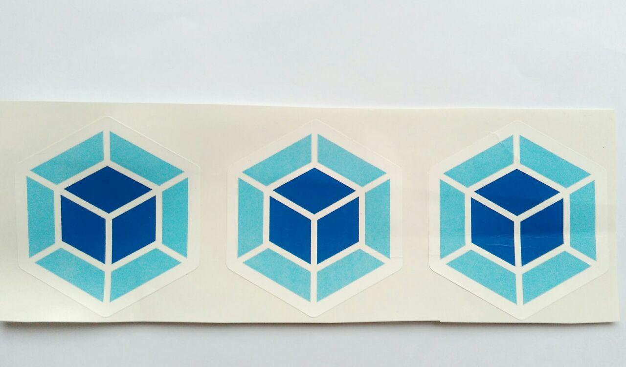 Stiker Web Pack - Vinyl Cut 1