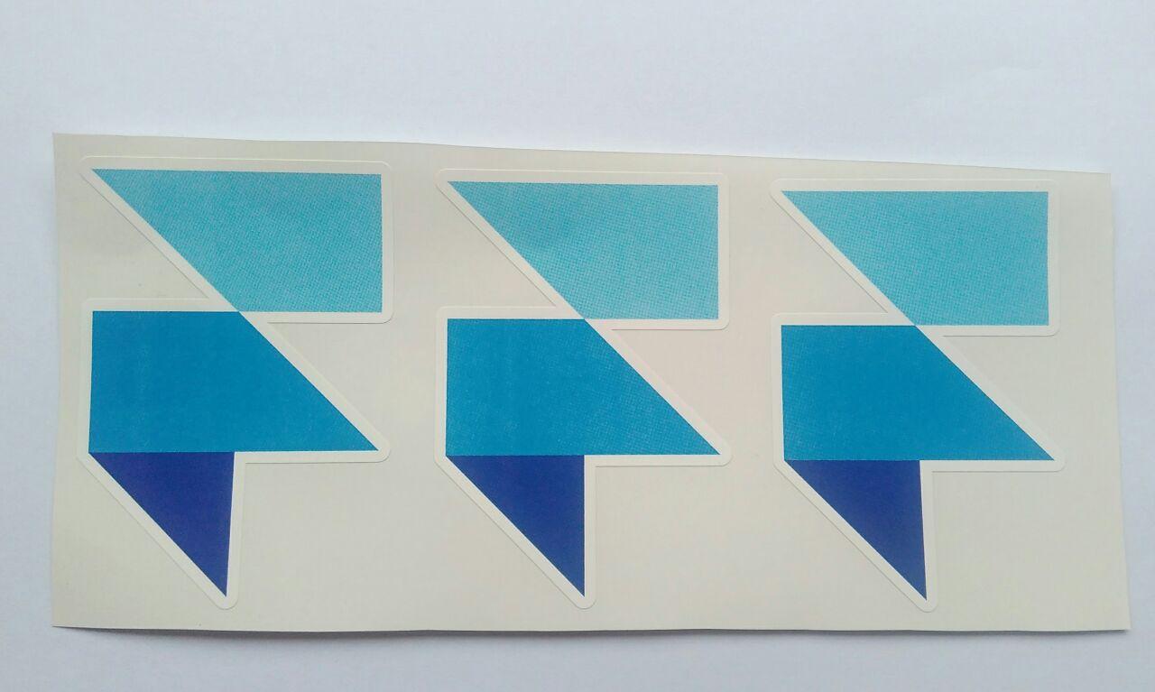Stiker Framer - Vinyl Cut 1