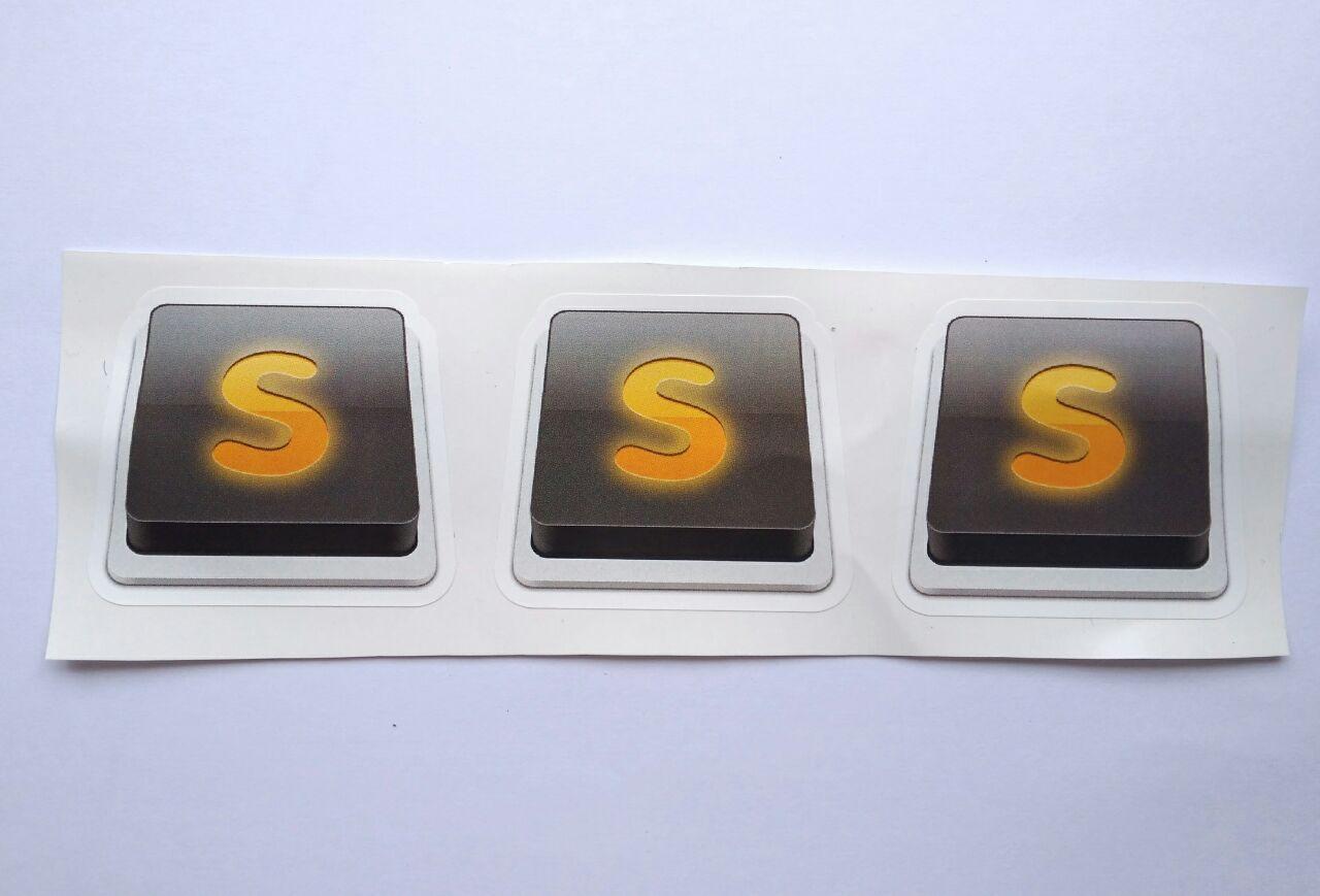 Stiker Sublime - Vinyl Cut 1