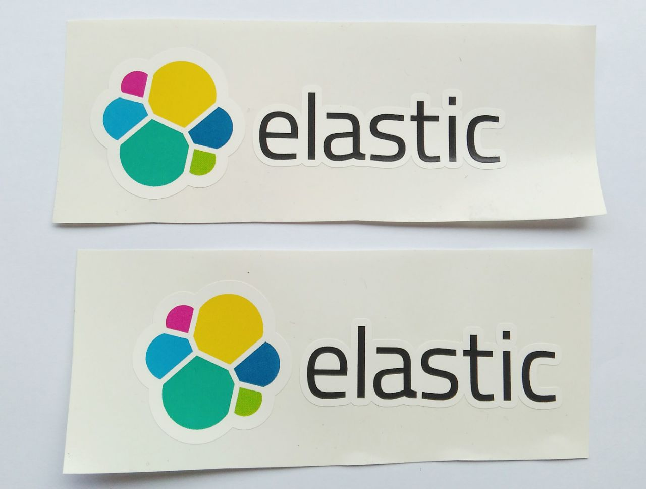 Stiker Elastic - Vinyl Cut 1