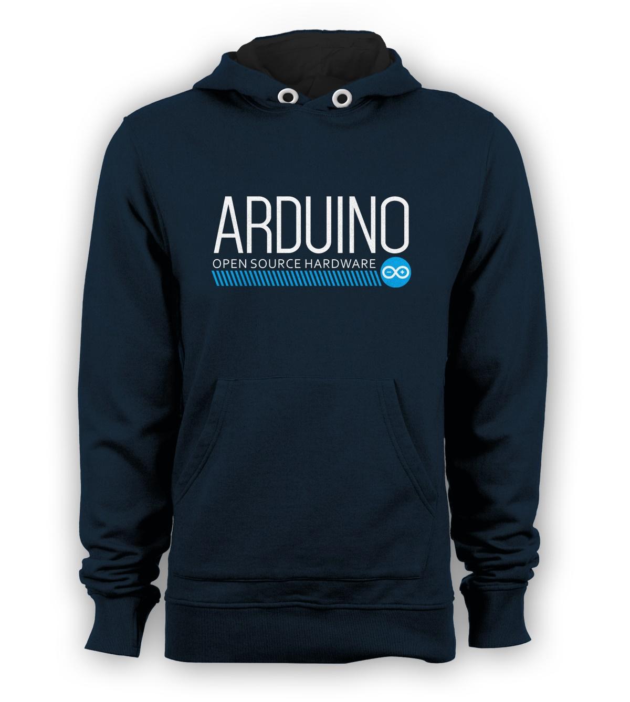 [PRE Order] Hoodie Arduino 4