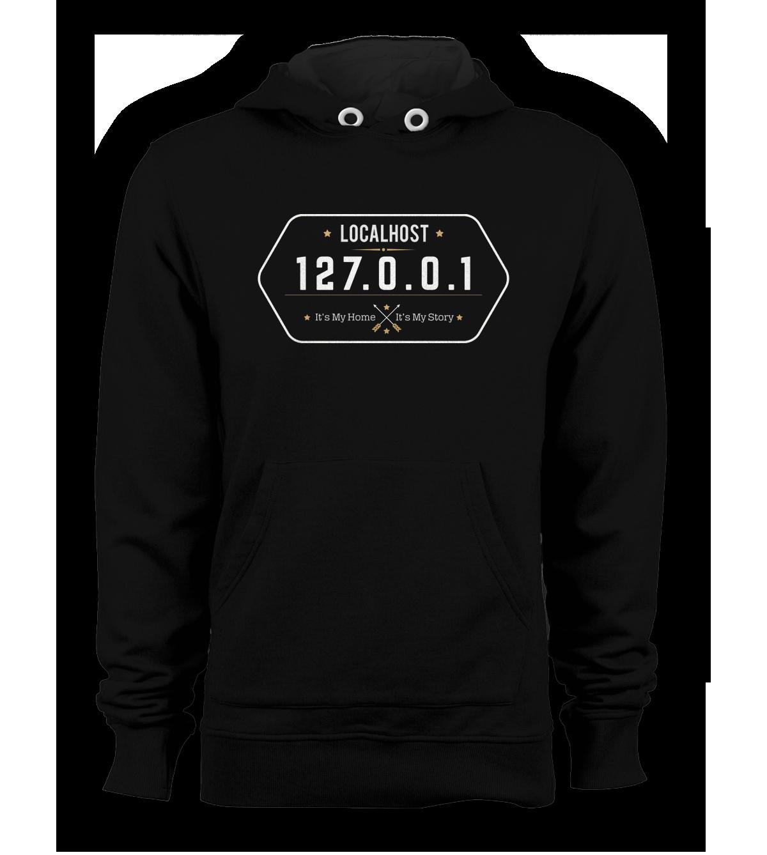 [PRE Order] Hoodie Localhost 1
