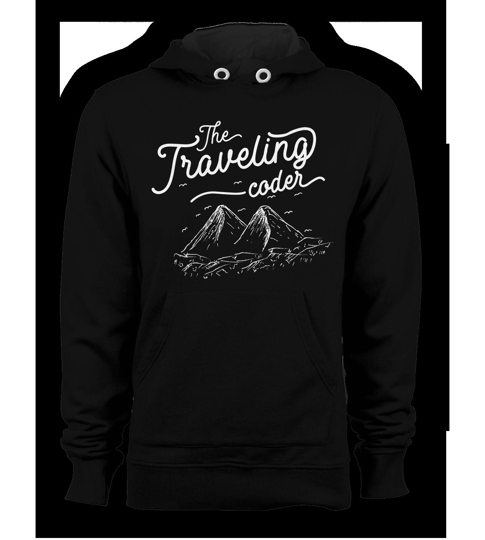 [PRE Order] Hoodie Traveling Coder 1