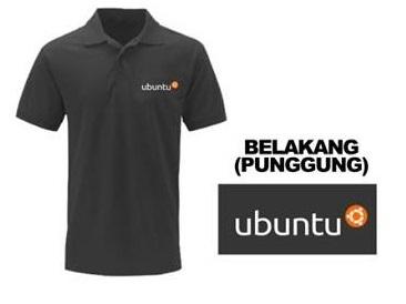 [PRE ORDER] Polo Ubuntu - LinuxGeekers 4