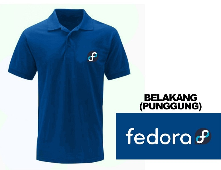 [PRE ORDER] Polo Fedora - LinuxGeekers 1