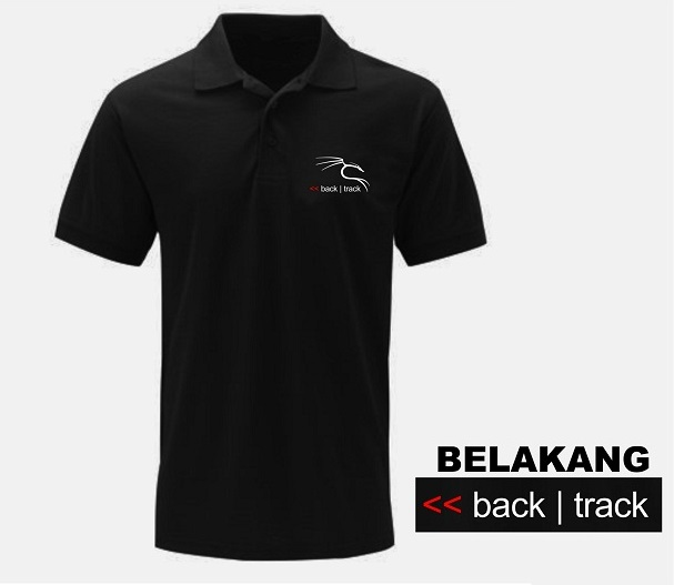[PRE ORDER] Polo Backtrack - LinuxGeekers 1