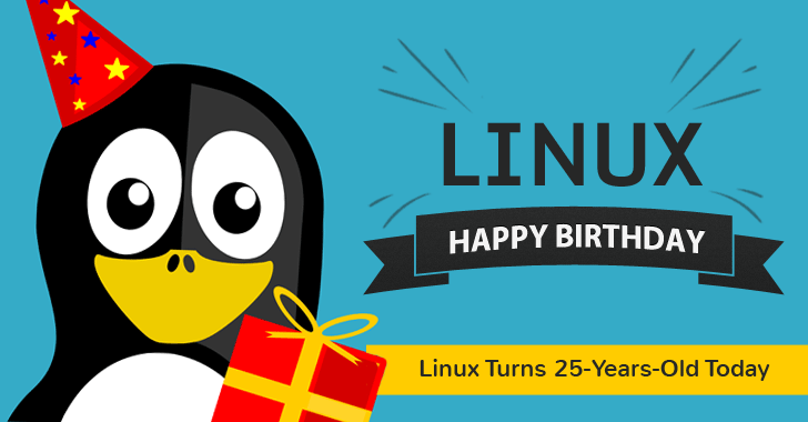 Happy Birthday Linux! Diskon 15% kode voucher LINUXVERSARY 1