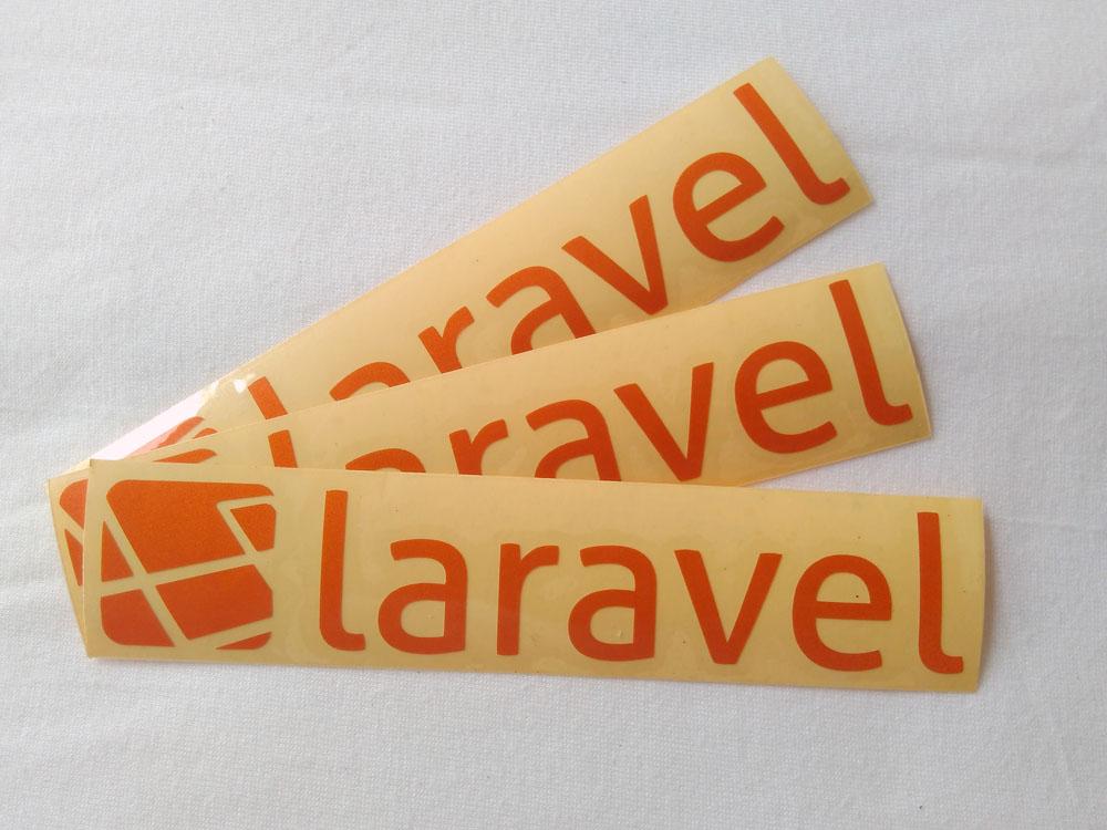 Stiker Cutting Laravel 1
