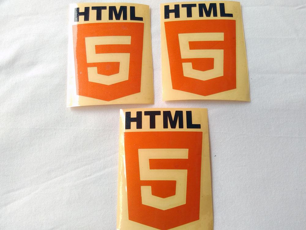 Stiker Cutting HTML 5 1