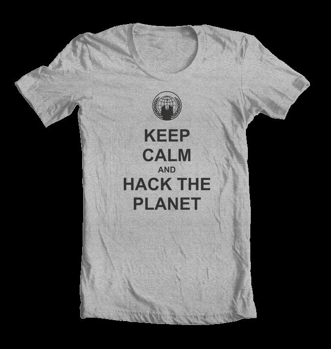 Kaos Hack the Planet - TLGS 1