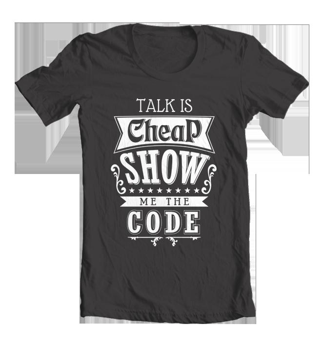 Kaos Show the Code - TLGS 1